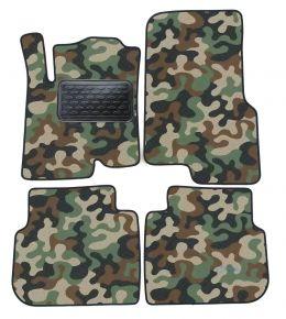 Текстилни стелки, мокети за Skoda Smart ForFour 2004-2006