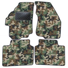 Текстилни стелки, мокети за Suzuki Liana 2001-2007 4брой