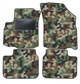 Текстилни стелки, мокети за Suzuki SX4  2005-2011  4брой