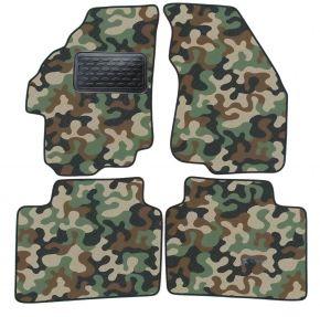 Текстилни стелки, мокети за Suzuki Liana 2007-up 4брой