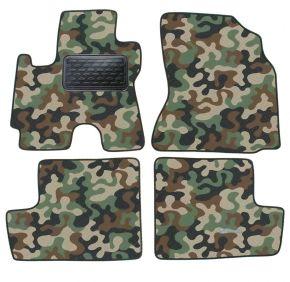 Текстилни стелки, мокети за Toyota RAV-4 2004-2012 4брой