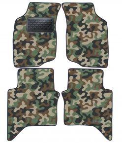 Текстилни стелки, мокети за Toyota Hilux 2006-2011 4брой