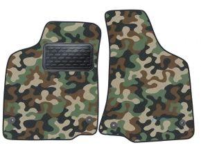 Текстилни стелки, мокети за Volkswagen Caddy 1998-2003 4брой