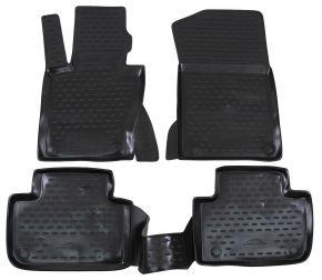 Гумени стелки за BMW X3 E83  2003-2006  2006-2010  4 брой