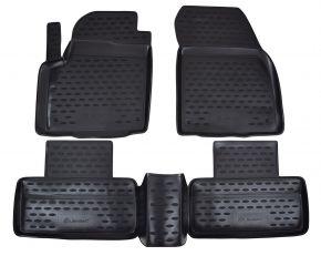 Гумени стелки за LAND ROVER Range Rover Evoque  2011-up  4 брой