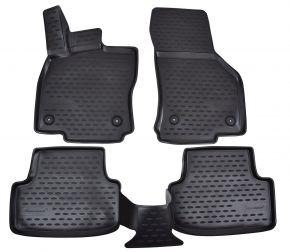 Гумени стелки за SEAT Leon  2012-up  4 брой
