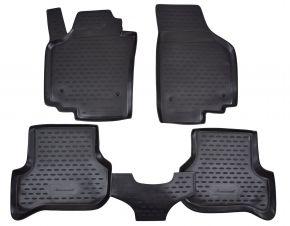 Гумени стелки за SEAT Altea 2005-2009   4 брой