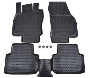 Гумени стелки за SEAT Ateca 2016-up  SUV  4 брой