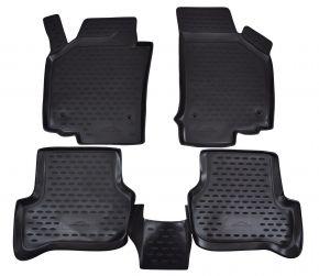 Гумени стелки за SEAT Leon 2006-2012  4 брой