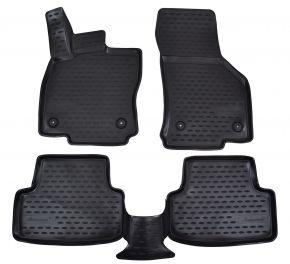 Гумени стелки за VW Golf VII  2013-up 4 брой
