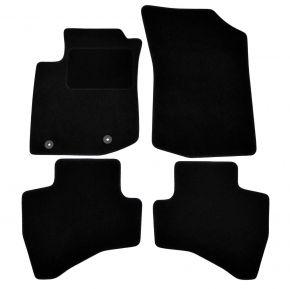 Велурени стелки за кола Citroen C1, 2014-