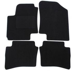 Велурени стелки за кола Hyundai ix20, 2008-2012