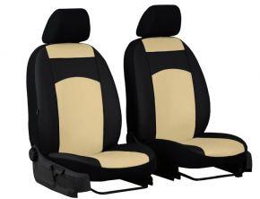 калъфи за седалки направени по мярка Еко-кожа  FIAT DUCATO IV 1+1 (2014-2017)