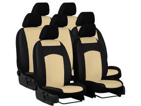 калъфи за седалки направени по мярка кожа CITROEN C8 7x1 (2002-2014)