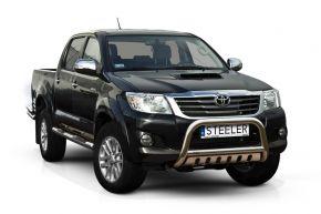 Предни протектори за Steeler Toyota Hilux 2007-2012 Тип S