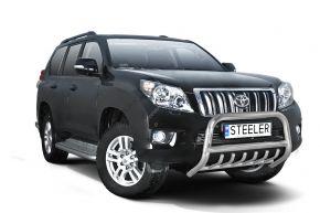 Предни протектори за Steeler Toyota Land Cruiser 150 2010- Тип G
