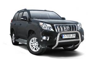 Предни протектори за Steeler Toyota Land Cruiser 150 2010- Тип А