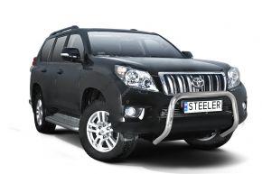 Предни протектори за Steeler Toyota Land Cruiser 150 2010- Тип U
