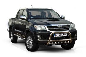 Предни протектори за Steeler Toyota Hilux 2007-2012 Тип G