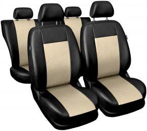 калъфи за седалки универсален Comfort бежов