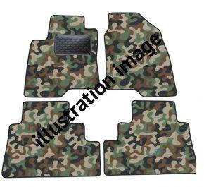 Текстилни стелки, мокети за BMW E87 1 серияs  2004-up 4брой