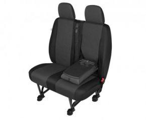 калъфи за седалки Ares DV2 Table L Fiat Ducato Приспособени калъфи за  микробуси за доставка