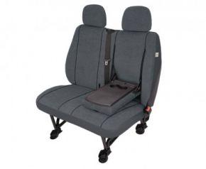 калъфи за седалки Fiat Ducato Prispôsobené калъфy за  микробуси за доставка