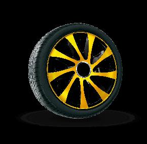 """капаци за колела SEAT 15"""", DRIFT EXTRA златен 4брой"""