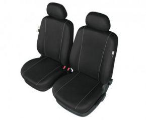 калъфи за седалки HERMAN за предните седалки черно Honda CR-V от2012 Приспособени калъфи