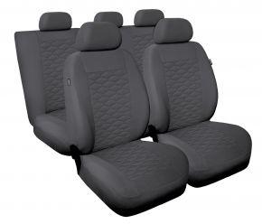калъфи за седалки универсален MODERN сив, MP-2