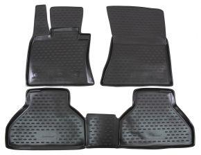 Гумени стелки за BMW X5 E70 2007-2012  4 брой