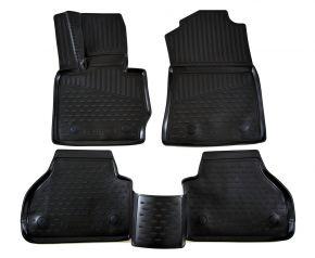 Гумени стелки за BMW 1 Series (E87) 2004-2011 4брой