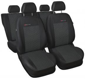 калъфи за седалки за SEAT Cordoba II, ( седалки с различни форми) 219-P1