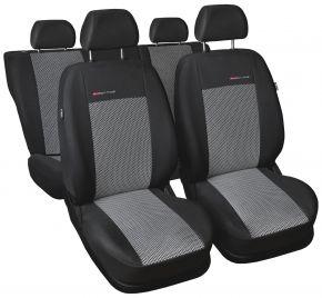 калъфи за седалки за SEAT Cordoba II, ( седалки с различни форми) 219-P2