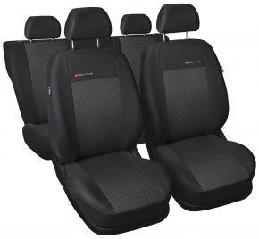 калъфи за седалки за SEAT Ibiza III, ( седалки с различни форми), 219-P3 (2002-2008)