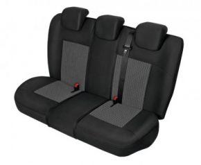 калъфи за седалки PERUN до задната неразделена седалка Fiat Punto Evo Приспособени калъфи