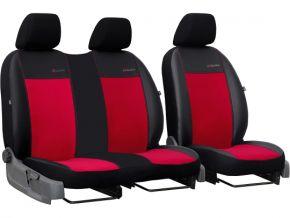 калъфи за седалки направени по мярка Exclusive RENAULT MASTER II 2+1 (1998-2003)