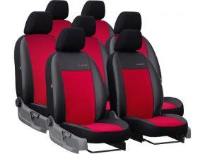 калъфи за седалки направени по мярка Exclusive NISSAN QASHQAI I 2+ 7m. (2009-2013)