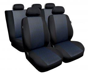 калъфи за седалки универсален PROFI син