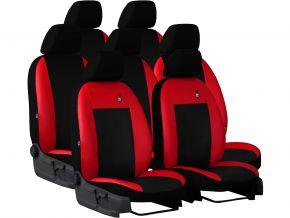 калъфи за седалки направени по мярка кожа ROAD NISSAN QASHQAI I 2+ 7m. (2009-2013)