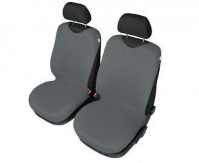 калъфи  SHIRT COTTON за предните седалки графитен Honda CR-V от2012