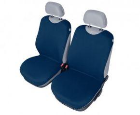 калъфи  SHIRT COTTON за предните седалки тъмно синьо Honda CR-V от2012
