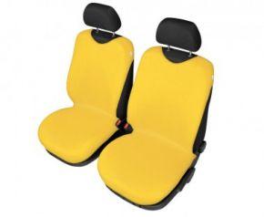 калъфи  SHIRT COTTON за предните седалки жълт Honda CR-V от2012