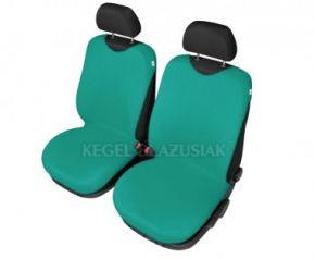 калъфи  SHIRT COTTON за предните седалки зелен Honda CR-V от2012