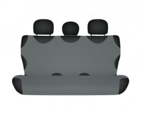 калъфи за седалки COTTON до задната неразделена седалка графитен Honda CR-V от2012