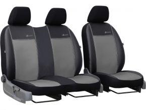 калъфи за седалки направени по мярка Exclusive VOLKSWAGEN T4 2+1 (1989-2003)