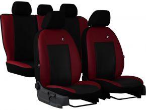 калъфи за седалки универсален кожени ROAD бордо