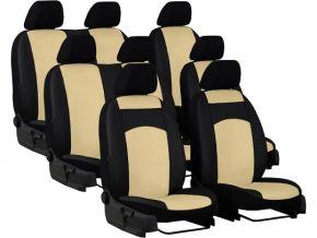 калъфи за седалки направени по мярка кожа STANDARD MERCEDES VITO W447 8m. (2014-2020)