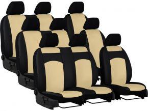 калъфи за седалки направени по мярка кожа STANDARD MERCEDES VITO W447 9m. (2014-2020)