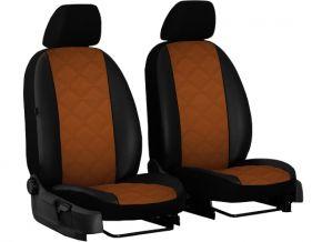 калъфи за седалки направени по мярка кожени TOYOTA LAND CRUISER 200 1+1 (2008-2012)